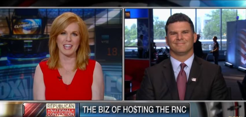 Jon Pinney interview with Liz Claman of FOX Business.