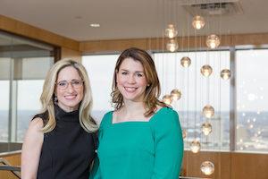 Susan Stone & Kristina Supler